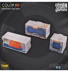 Plastcraft TME Container Set
