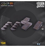 Plastcraft Designed For Infinity: Ramps and Stairways Set