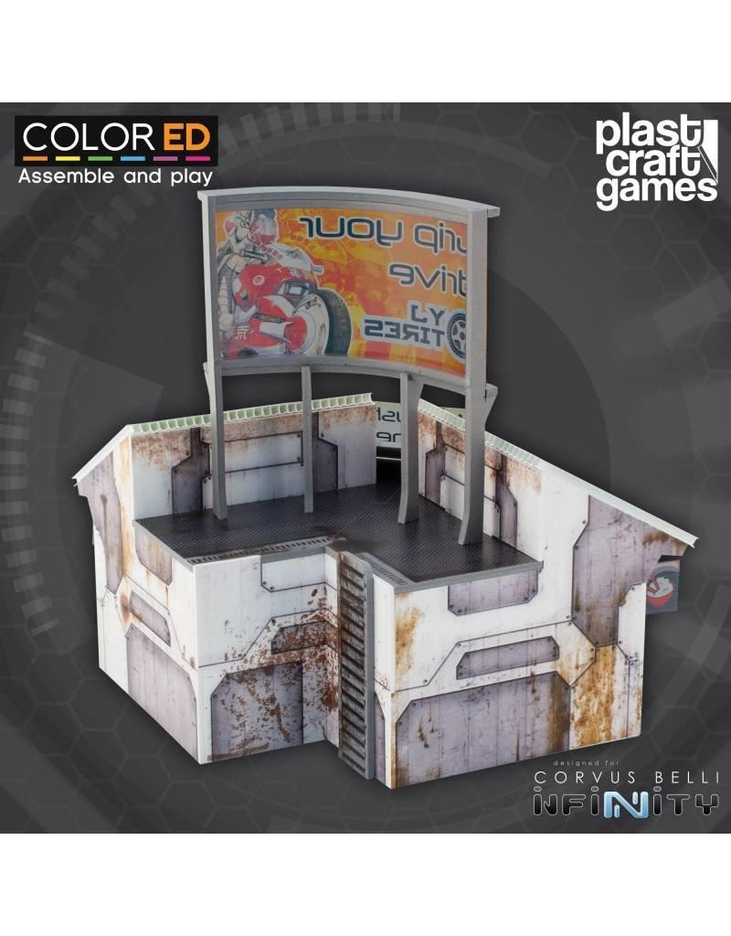 Plastcraft Designed For Infinity: Sushi Corner