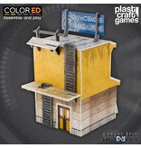 Plastcraft Designed For Infinity: Yellow Building