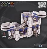 Plastcraft Designed For Infinity: Modular Building Set