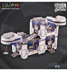 Plast-Craft Modular Building Set