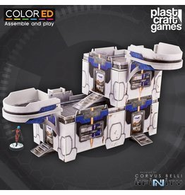 Plastcraft Modular Building Set