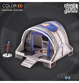 Plastcraft Designed For Infinity: Curved Modular Building