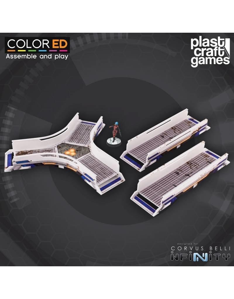 Plastcraft Designed For Infinity: Walkway Set