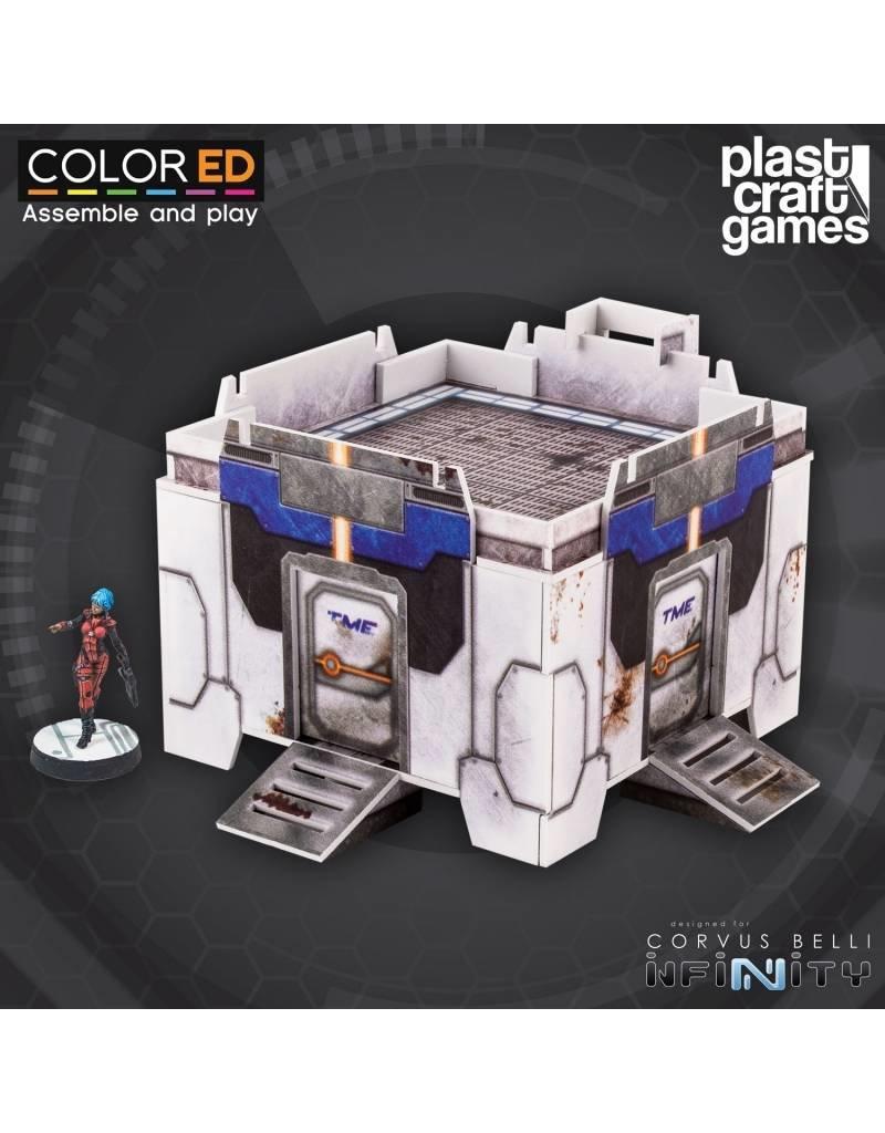 Plastcraft Designed For Infinity: Simple Module - 2 Doors