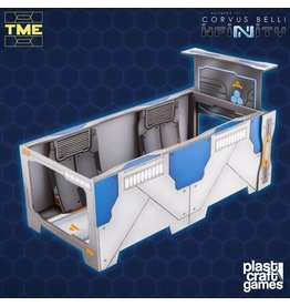 Plastcraft Double Corridor Module