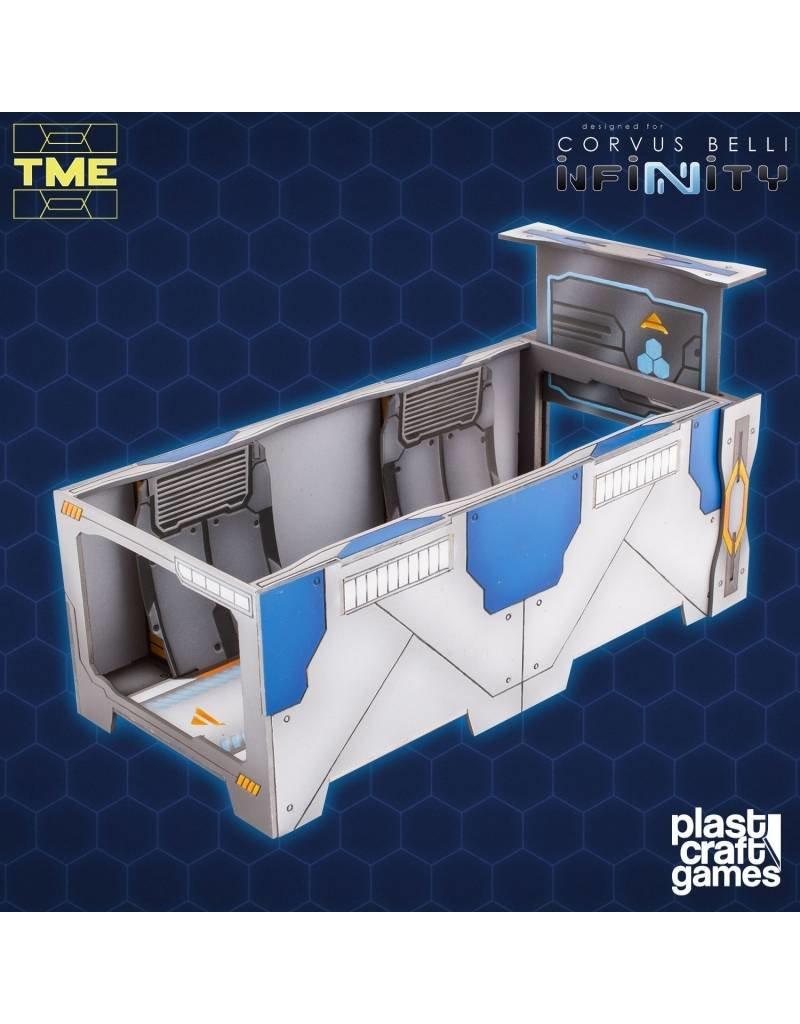Plastcraft Designed For Infinity: Double Corridor Module