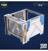 Plastcraft Designed For Infinity: Simple Corridor Module