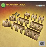 Plastcraft Designed For Infinity: Big Archway Pack