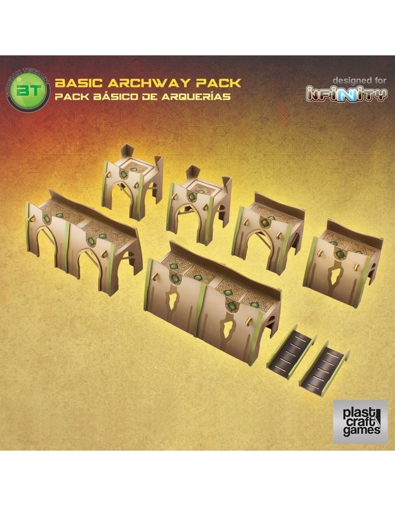 Plastcraft Designed For Infinity: Basic Archway Pack