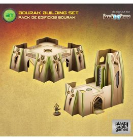 Plastcraft Bourak Building Set