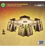Plastcraft Designed For Infinity: The Caliph's Gardens