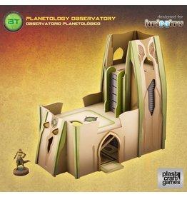 Plastcraft Planetology Observatory