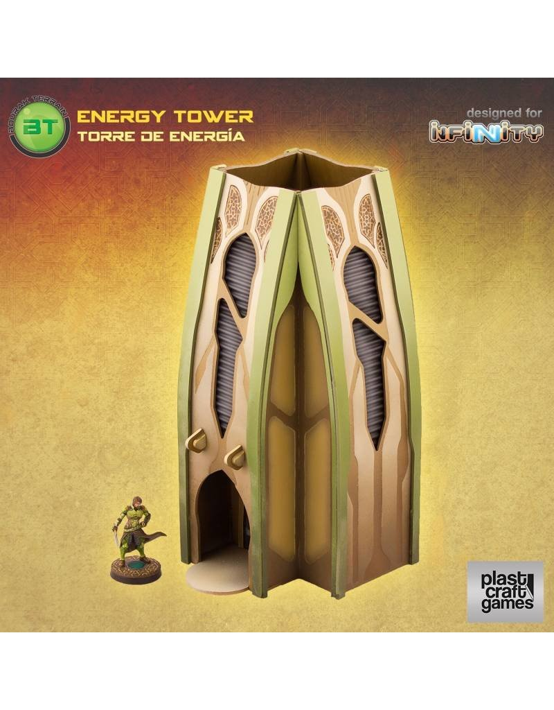 Plastcraft Designed For Infinity: Energy Tower