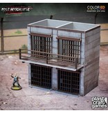 Plastcraft Inmate cells - New Haven Prison