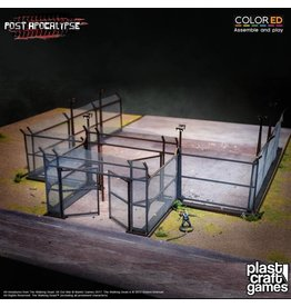 Plastcraft Prison Yard