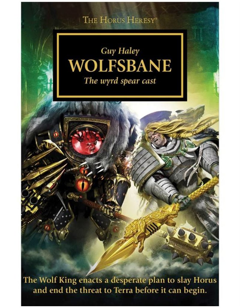Games Workshop Horus Heresy: Wolfsbane (HB)