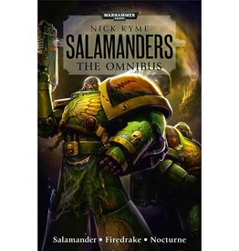 Games Workshop Salamanders: The Omnibus