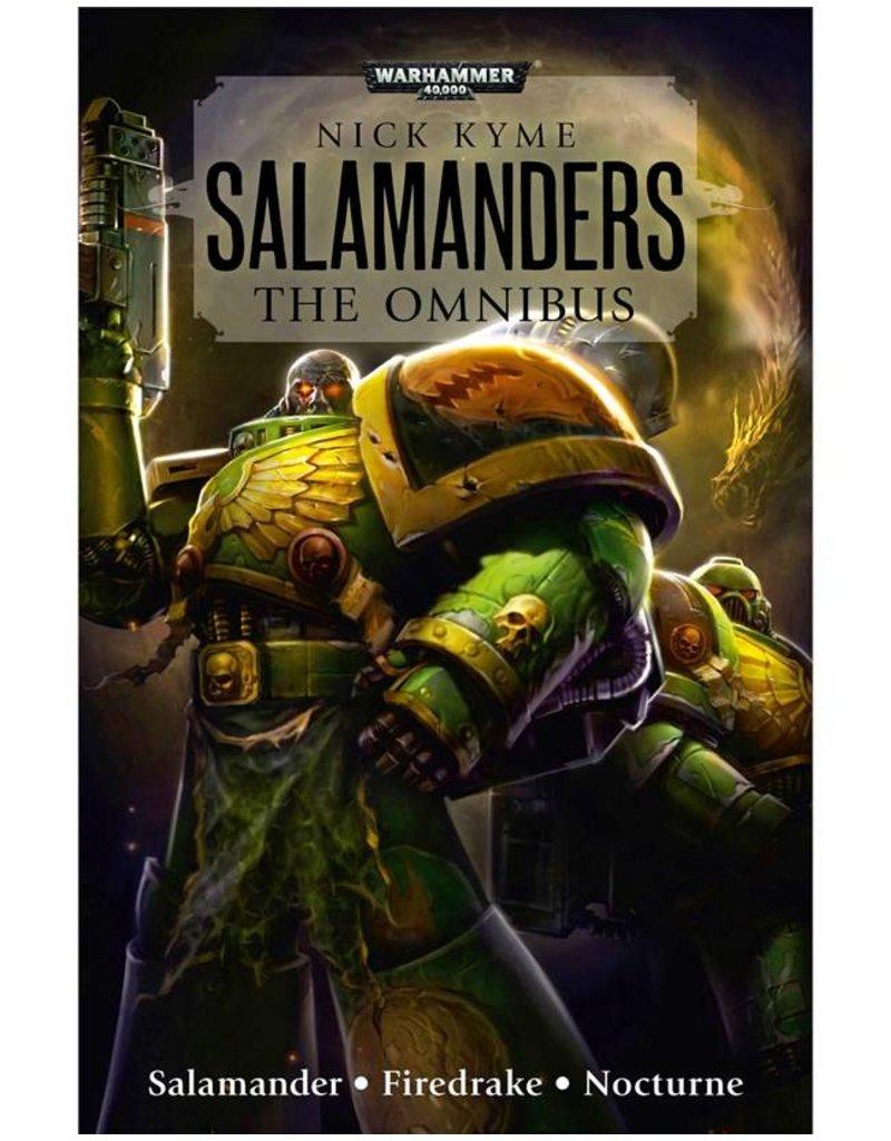 Games Workshop Salamanders: The Omnibus (SB)