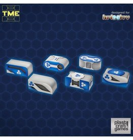 Plast-Craft TME- 6 Containers Set