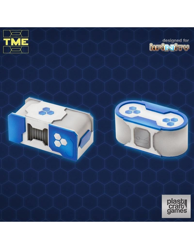 Plastcraft Designed For Infinity TME- 2 Containers Set 03
