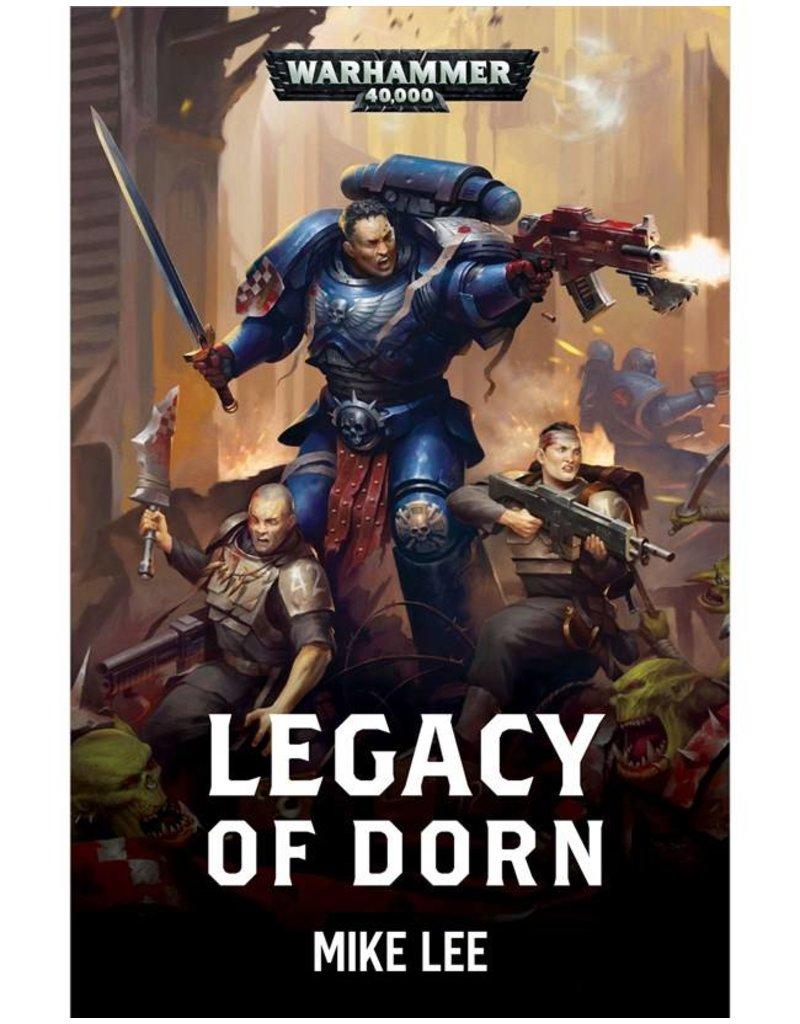 Games Workshop Legacy Of Dorn (HB)