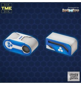 Plast-Craft TME- 2 Containers Set 02