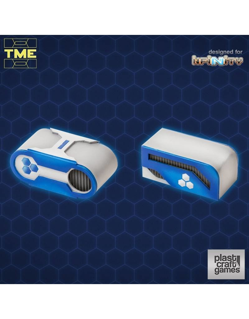 Plastcraft Designed For Infinity TME- 2 Containers Set 02