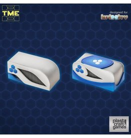 Plast-Craft TME- 2 Containers Set 01