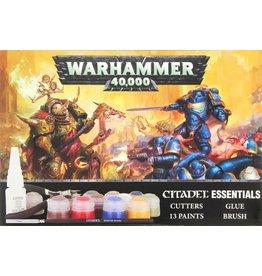 Games Workshop Warhammer 40k Essentials Set (ENG)