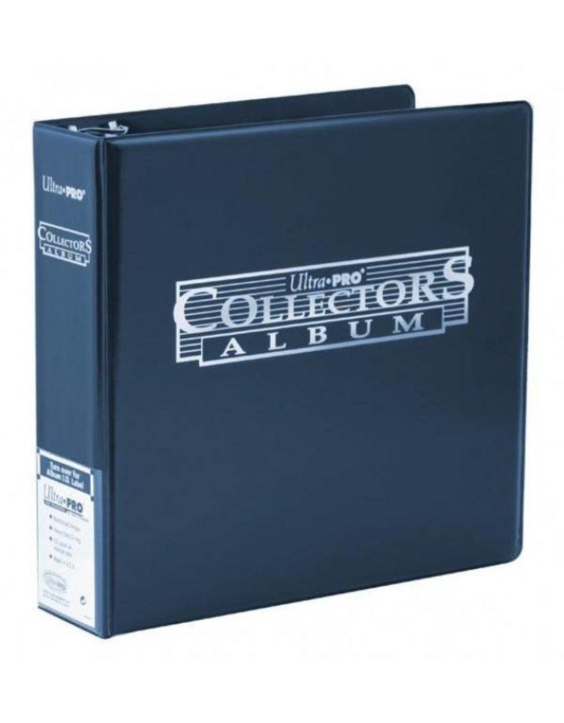 Ultra Pro Collector Card Album: Blue