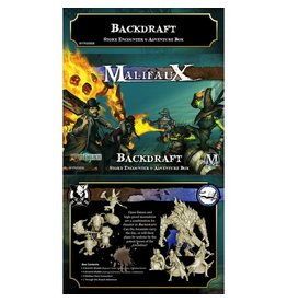 Wyrd Backdraft Encounter Box 2nd Edition