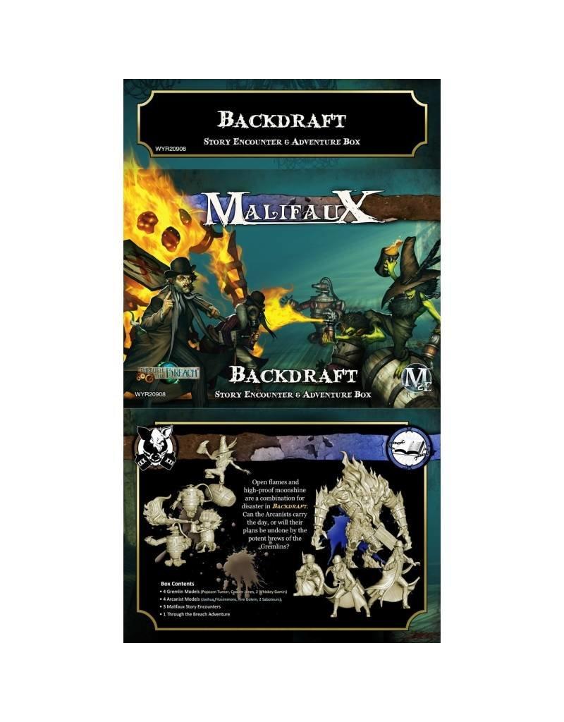 Wyrd Gremlins Backdraft Encounter Box
