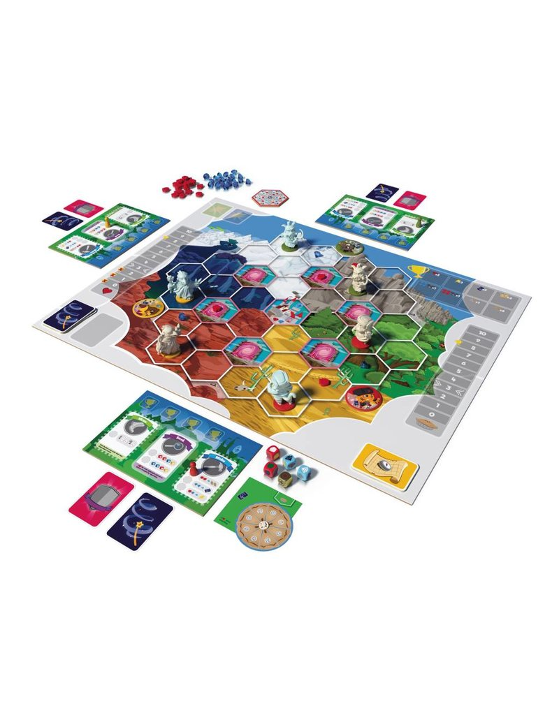 Stonemaier Games My Little Scythe Board Game