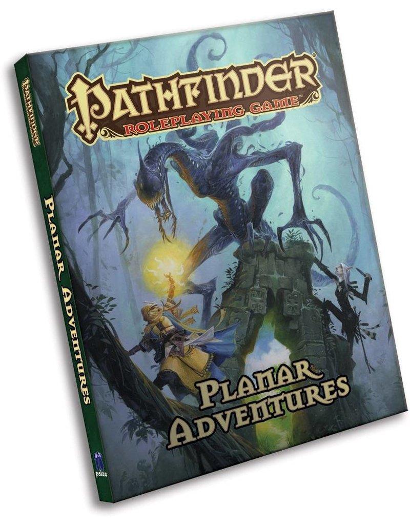 Paizo Pathfinder Roleplaying Game: Planar Adventures