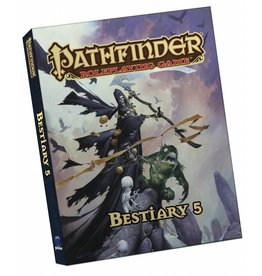 Paizo Bestiary 5 Pocket Edition