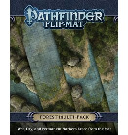 Paizo Flip-Mat Multi-Pack: Forests