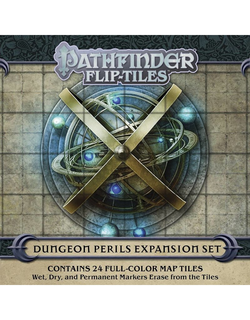 Paizo Pathfinder Flip-Tiles: Dungeon Perils Expansion
