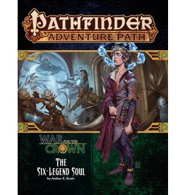 Paizo The Six-Legend Soul