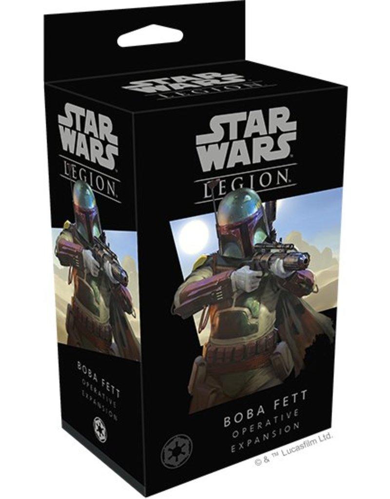 Fantasy Flight Games Star Wars Legion: Boba Fett Operative Expansion
