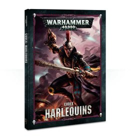 Games Workshop Codex: Harlequins (8th Edition)