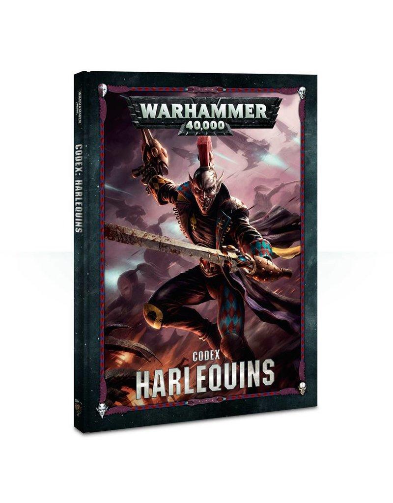 Games Workshop Codex: Harlequins (HB) (8th Edition)