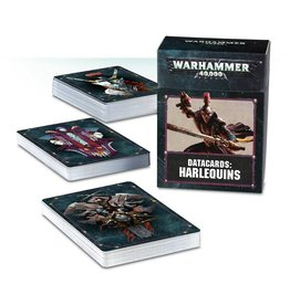Games Workshop Datacards: Harlequins (8th Edition)