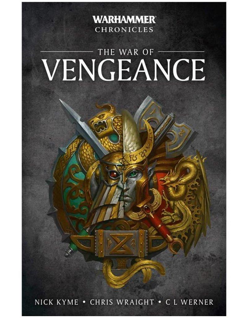 Games Workshop The War Of Vengeance Omnibus (SB)