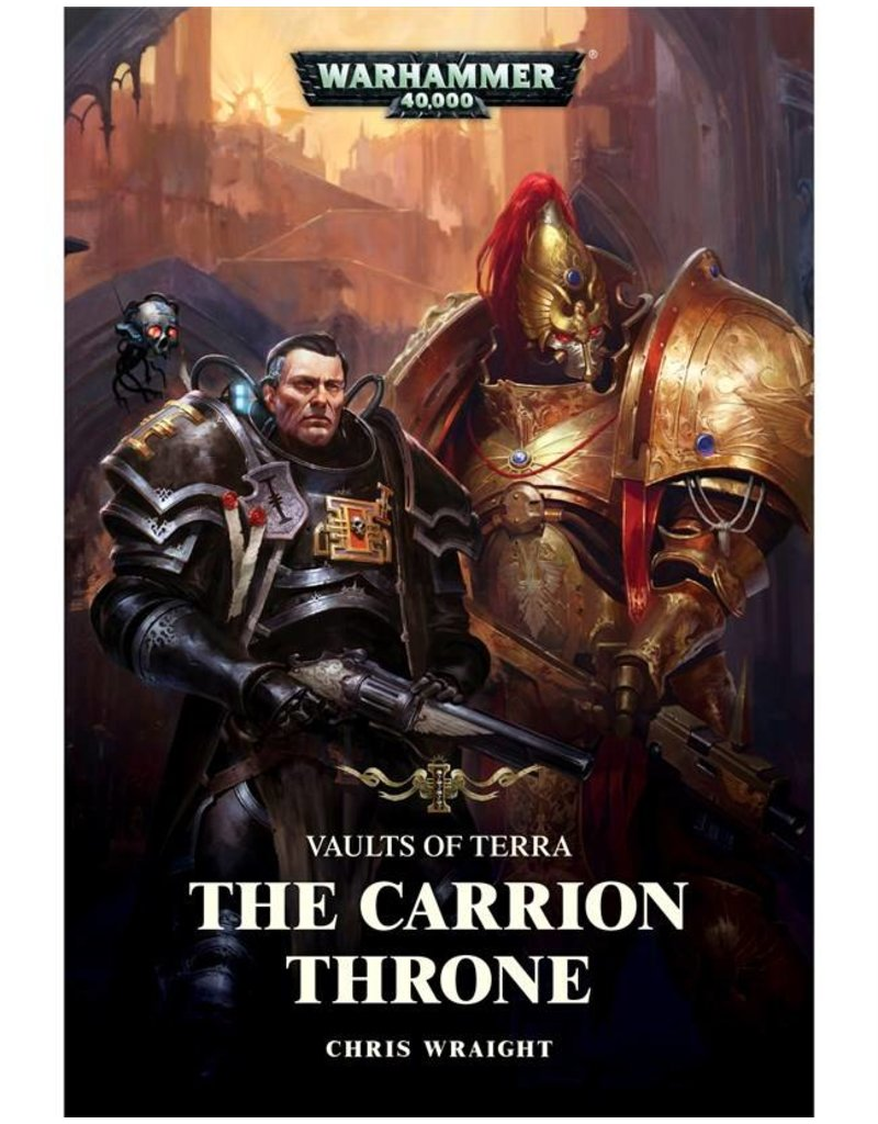 Games Workshop Vaults Of Terra: The Carrion Throne (SB)