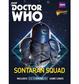 Warlord Games Sontaran Squad