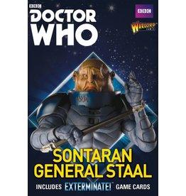 Warlord Games Sontaran General Staal