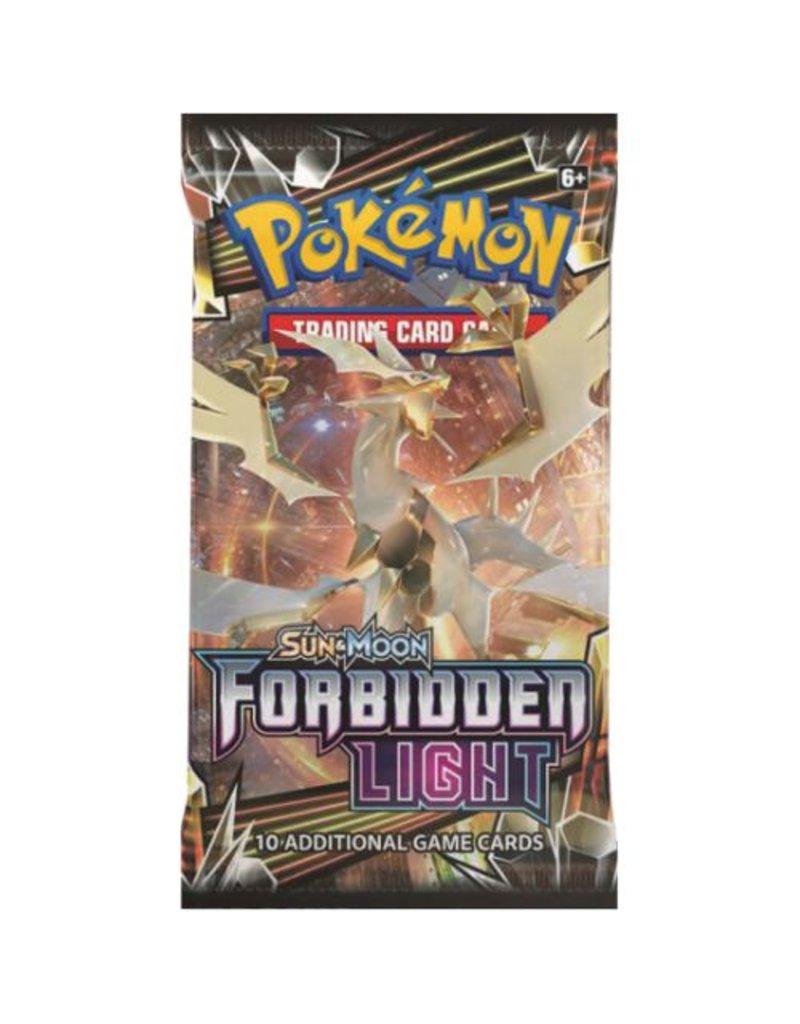 Pokemon Pokemon Sun & Moon TCG: Forbidden Light Booster Pack