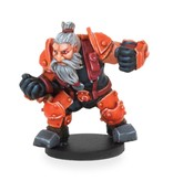 Mantic Games Brokkr Team: Rotatek Rockslides Dreadball 2nd Edition Plastic Boxed Set
